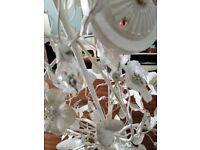 Beautiful 5 Arm chandelier