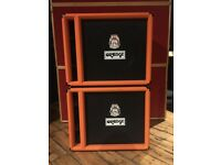 Orange OBC 115 bass cabs