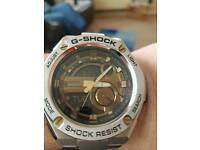 G shock cassio watch 3 months old £350 new ono