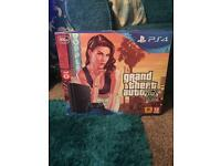 PlayStation 4 with GTA 5