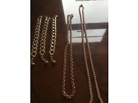 Gold jewellery £5