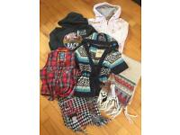 Women's clothes bundle, Abercrombie and Fitch, Hollister, Superdry used