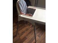 IKEA high chair