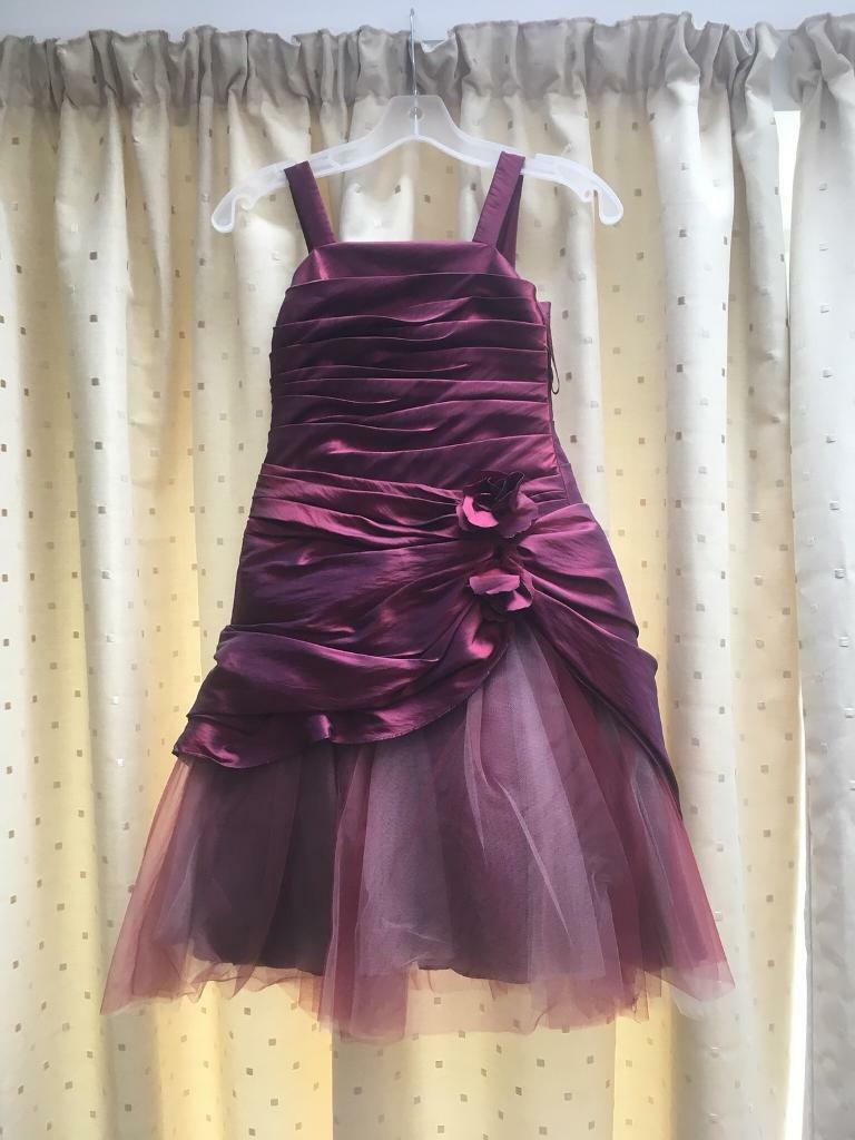 Veromia bridesmaid dress age 6 | in Exeter, Devon | Gumtree