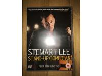 Stewart Lee DVD - Stand up Comedian