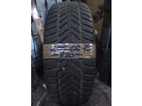 205-65-15 Fulda Kristall Control Hp 94H 7mm Part Worn Tyre