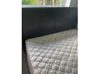FREE Double Bed Frame & Mattress