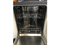Faulty electrolux integrated dishwasher