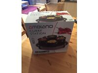 Ambiano Curry Station Model: PP-007B (BRAND NEW BOXED)