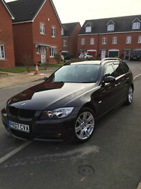 2007 BMW 3 Series Estate - 2.0 MSport Edition
