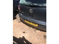 VW POLO 1.2 PETROL 2009 BREAKING FOR PARTS SPARES AND REPAIRS