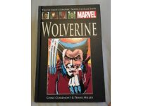 Wolverine hardback graphic novel aka comic no 44
