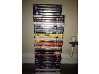 Mixed DVDs & games