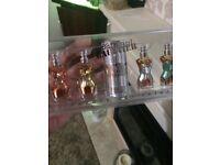 Jean Paul Gaultier Miniature Perfume set