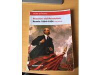 Reaction and Revolution -Russia 1894-1924 third edition