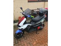 Gilera Runner 70 old shape not 125 vx sp