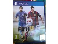 FIFA 15 PS4 FOR SALE