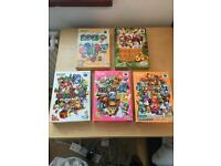 Japanese Nintendo 64 games all complete.