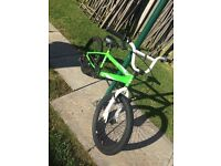 Boys BMX cycle