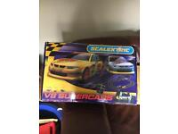 Scalextric set V8 supercars minus cars