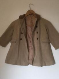 Vintage Child's woollen Coat