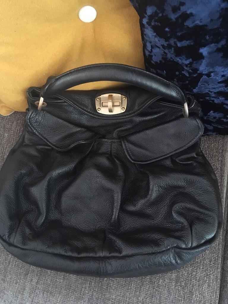 164b69211977 Miu miu leather handbag.