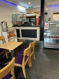 Takeaway / cafe for sale