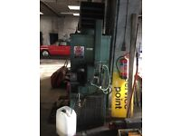 Wanson oil fired heater