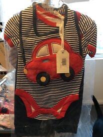 Wholesale job lot newborn to 24 months clothing