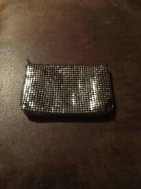 Chain mail effect bag