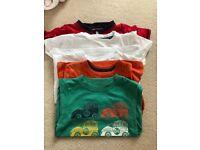 Boys clothes bundle 18-24 months, new spring wardrobe!