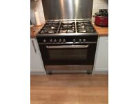 Kenwood Dual Fuel Range Cooker