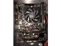 Motherboard + CPU A8 5600k 3.6GHz quad core + 8GB RAM Mushkin vgc