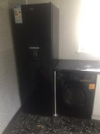 Fridge/freezer and wash/dryer (may split )