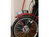 Bsa c10 250cc 1955