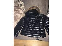 Ladies size 10-12 Moncler Coat