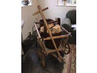 Beautiful Antique Cart