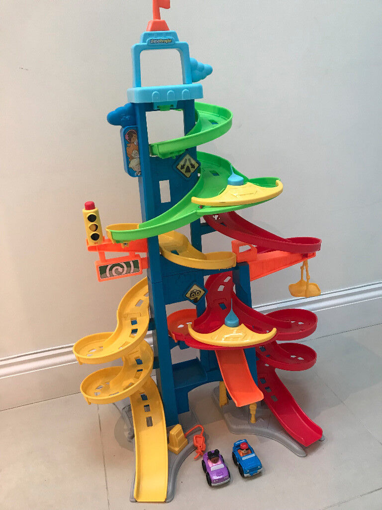 Fisher Price Little People City Skyway Toy (SW11 London)