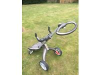 Stokke Xplory V3 Navy Blue with EXTRAS V.GOOD CONDITION