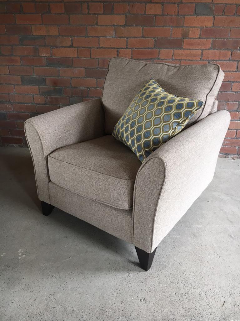 Furniture Village Birstall new armchair - furniture village - can deliver | in birstall, west