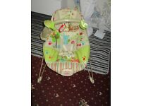 Fisher Price Woodland Friends Bouncing Chair
