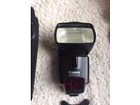 Canon 430ex Speedlight