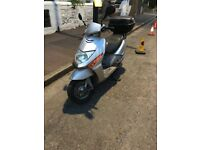 Honda Lead SCV 102cc Motorbike Motorcycle Moped Scooter