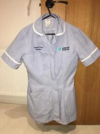 Trust Nursing Auxiliary uniforms (x2)