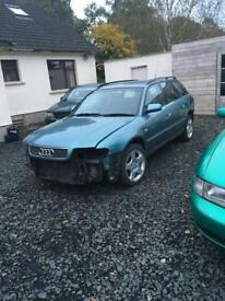 B5 quattro 2.5tdi auto (spares or repair)