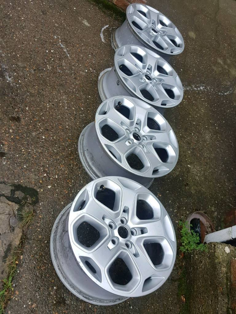 """18"""" ford alloys Came 2015 mondeo fit connect/focus/galaxy.."""