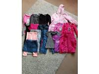 Girls bundle of clothes age 3-4