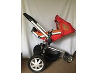 Quinny Buzz stroller RRP 450£ will sell fast 70%off 150£ forward/rearward facing + extra accessories