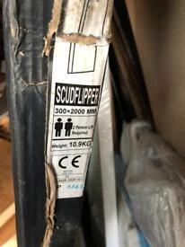 300x200 flip panel brand new £30 bargain
