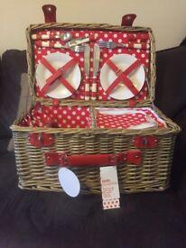 Large picnic basket